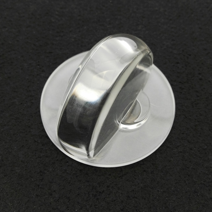 70mm optical led Glass lens  for window light and trick light