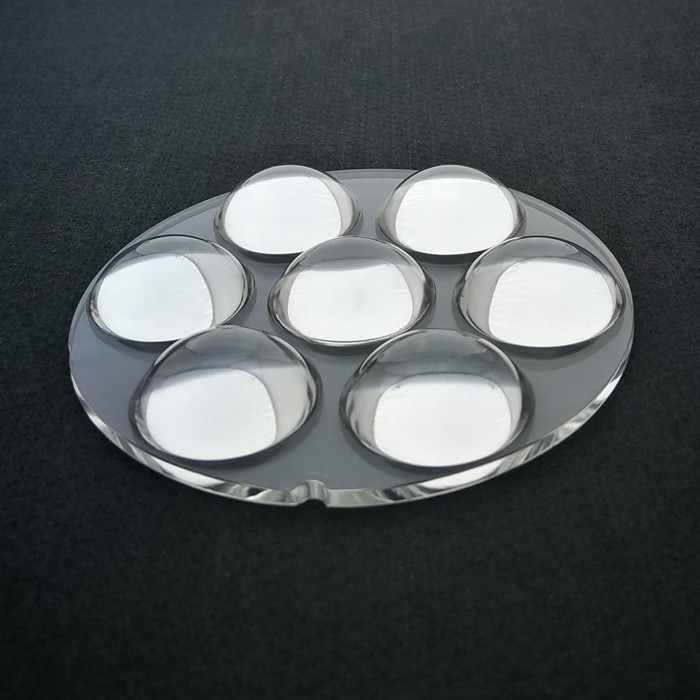 102mm glass lens for car head light