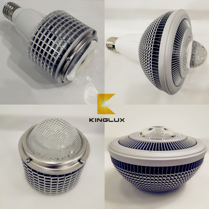 LED RADIATOR 50W WITH GLASS LENSES