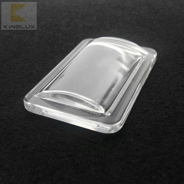 cylinder Glass lens  for led wall light